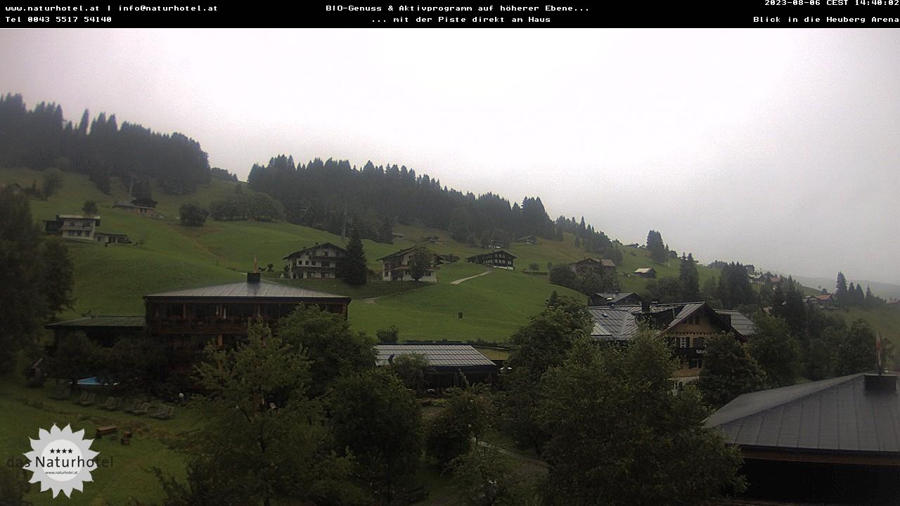 Hirschegg - Naturhotel Chesa Valisa